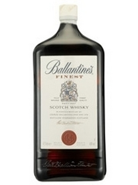 Ballantines Finest whisky 40% 4.5L