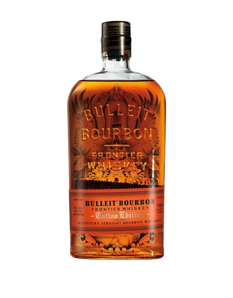 Bulleit Tatto Edition 45% 0.7L