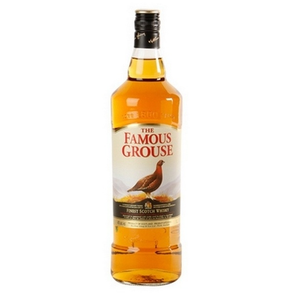 Famous Grouse whisky 1L
