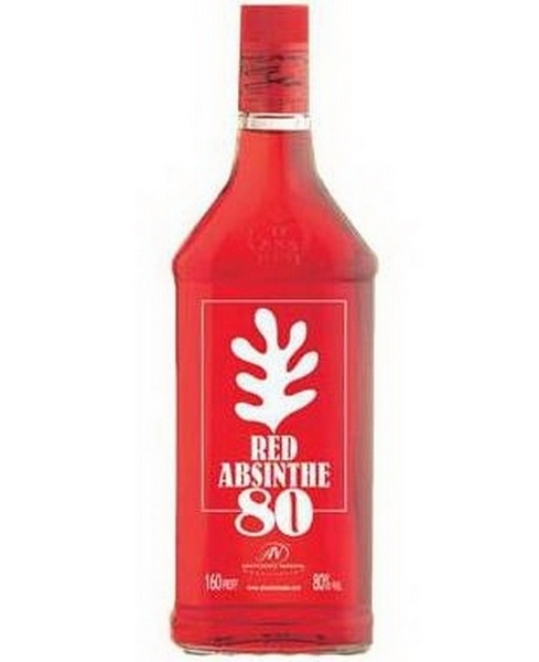 Tunel Absinthe Red 80% 0.7L