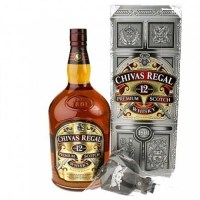 Chivas Regal 12 years ( éves) whisky 4,5L