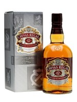 Chivas Regal 12 years (éves)  whisky pdd 0,7L
